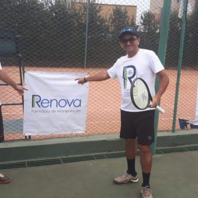 Equipe Renova no Tenis