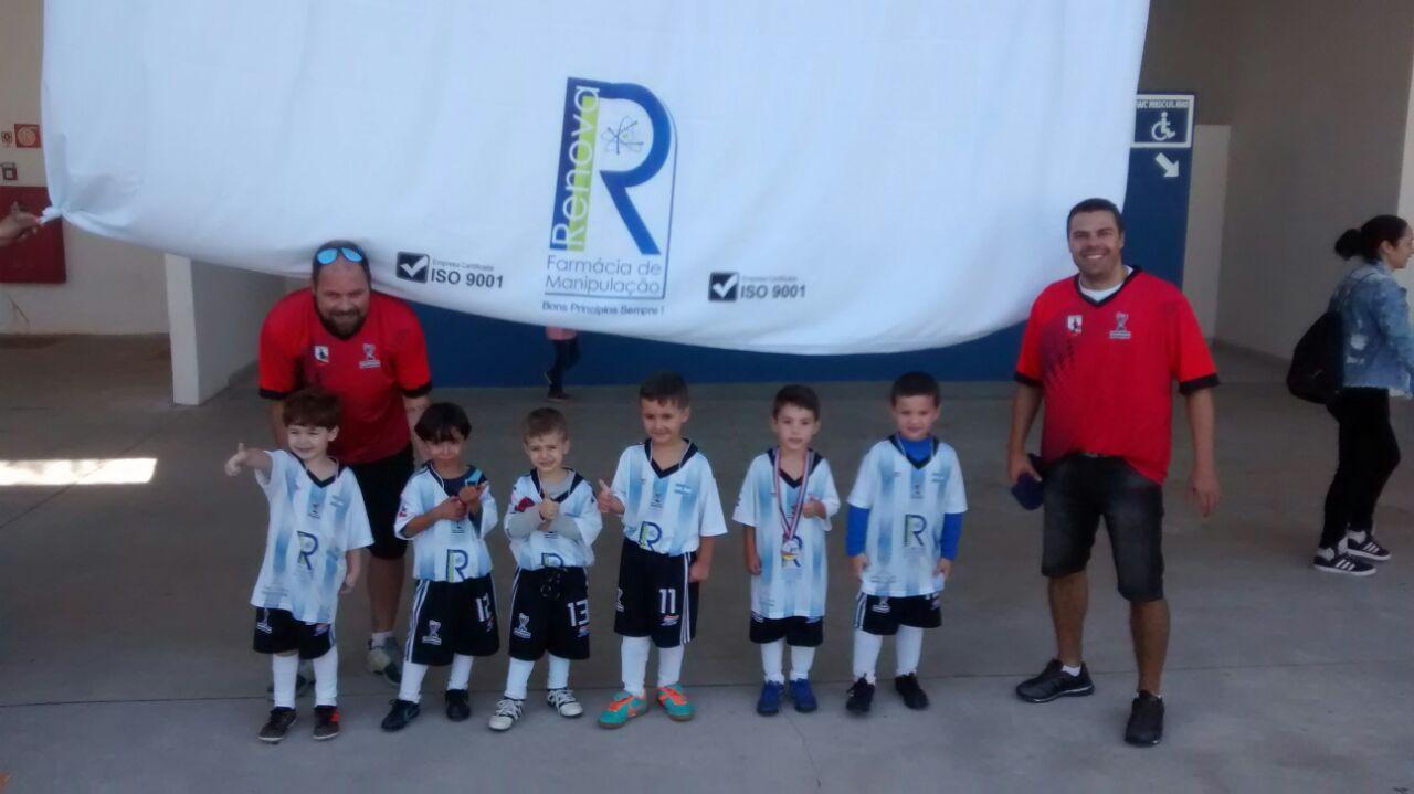 Patrocinio - Futebol Infantil01