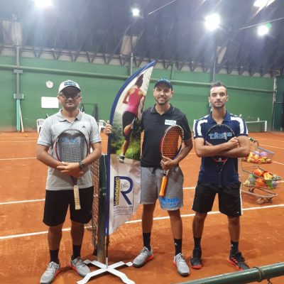 Patrocinio - Tenis